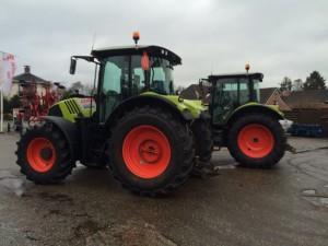 CLAAS ARION 530 T3b tractor - John Breider Mechanisatie Groningen IMG-20160129-WA0010