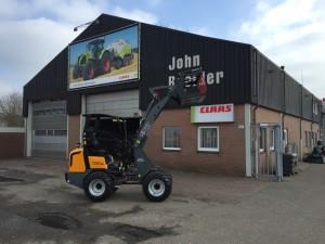 GIANT D337T HD shovel - John Breider Mechanisatie Groningen IMG_3153