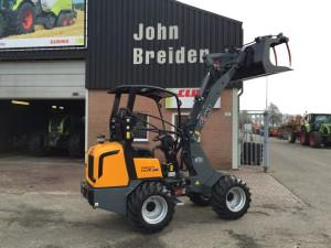 GIANT D337T HD shovel - John Breider Mechanisatie Groningen IMG_3154