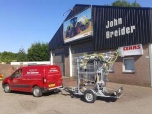 WOPA klauwbekapbox SA 39 - John Breider Mechanisatie