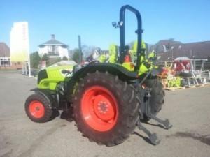 CLAAS Elios 210 tractor