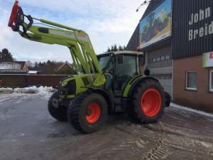 CLAAS Arion 410 stage 4 tractor - John Breider Mechanisatie Groningen IMG-20160120-WA0001