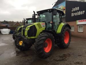 CLAAS ARION 530 T3b tractor - John Breider Mechanisatie Groningen IMG-20160129-WA0009