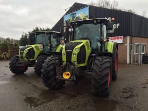 CLAAS ARION 530 T3b tractor - John Breider Mechanisatie Groningen IMG-20160129-WA0011