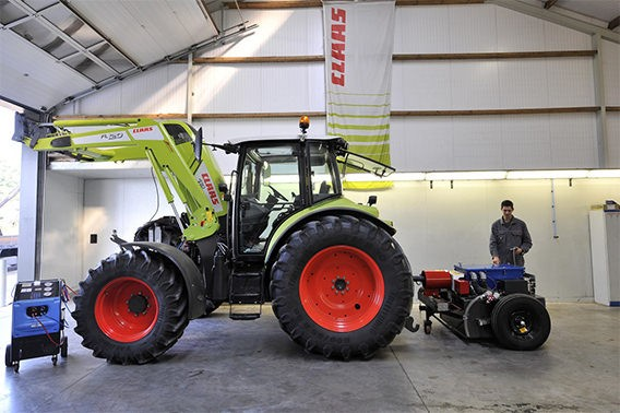 full liner CLAAS dealer - John Breider Mechanisatie